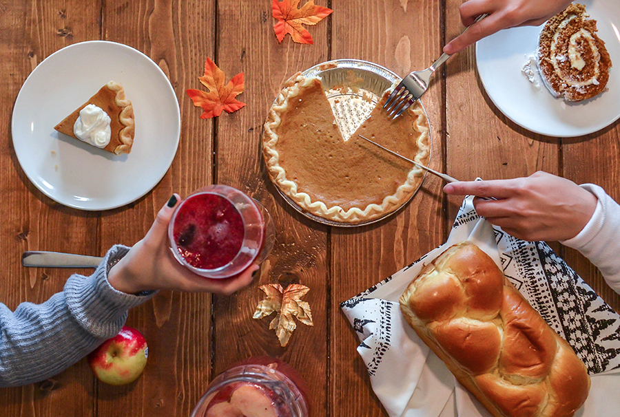 Food on the Table and a Roof Overhead: Giving Thanks for the Basics This Holiday Season